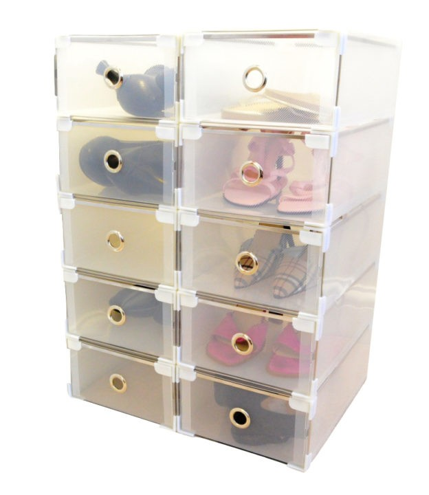 Shoe organiser size 4 all