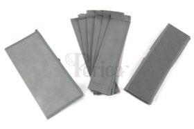Periea Bedroom Drawer Organiser 7 Slots – Grey – Kerry-JNDR14GR-1