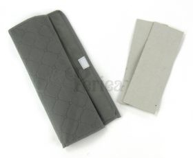Periea Bedroom Drawer Organiser 7 Slots – Grey – Sam-JNDR13GR-1