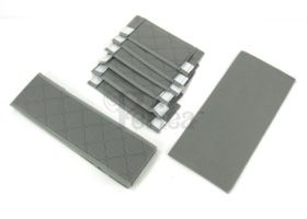 Periea Bedroom Drawer Organiser 7 Slots – Grey – Sam-JNDR13GR-2