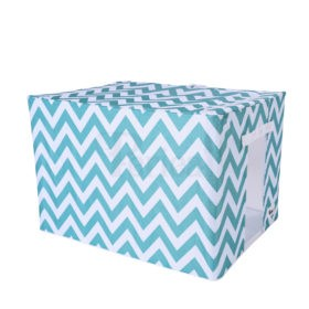 Periea-Clothes-&-Bedding-Storage-Boxes-Under-bed-or-in-Wardrobe-Pack-of-2-Large-77L-blue-chevrons-jnst81pk2bluch-12