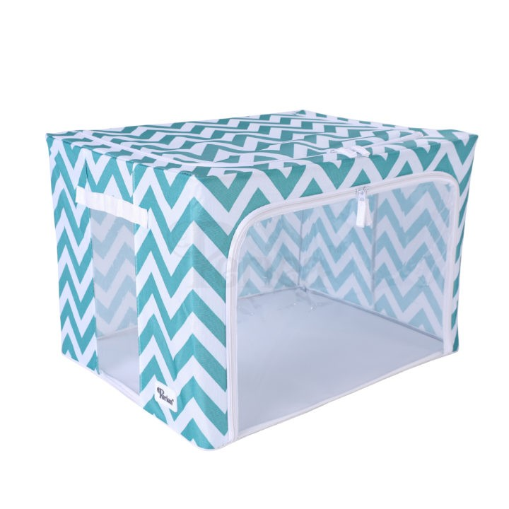Periea-Clothes-&-Bedding-Storage-Boxes-Under-bed-or-in-Wardrobe-Pack-of-2-Large-77L-blue-chevrons-jnst81pk2bluch-3