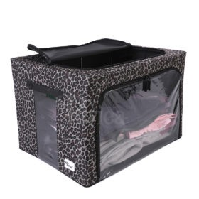 Periea-Clothes-&-Bedding-Storage-Boxes-Under-bed-or-in-Wardrobe-Pack-of-2-Large-77L-gold-leopard-jnst81pk2go-xl-5