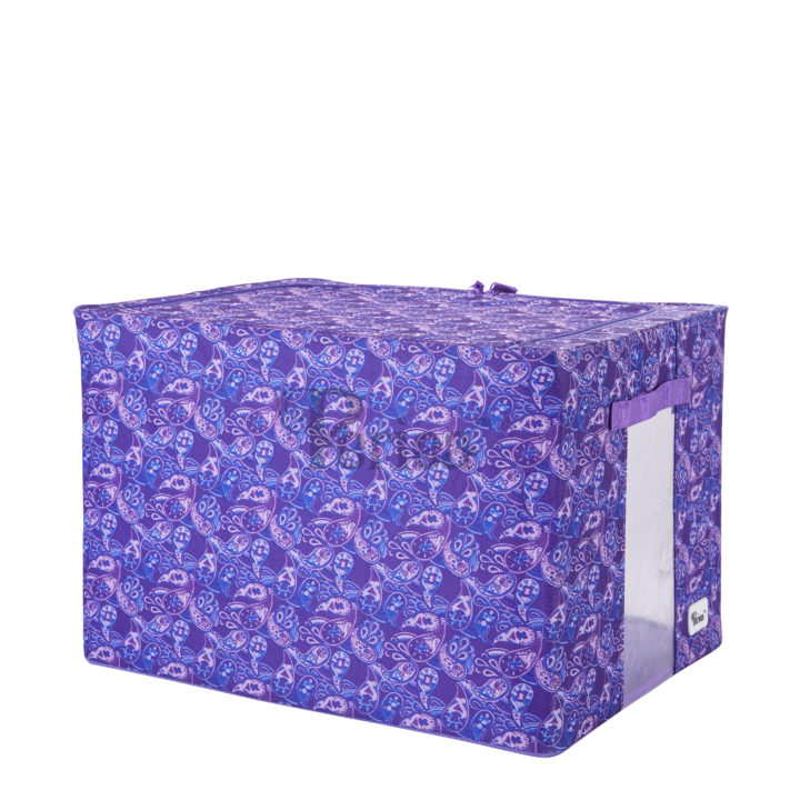 Periea-Clothes-&-Bedding-Storage-Boxes-Under-bed-or-in-Wardrobe-Pack-of-2-Large-77L-purple-paisley-jnst81pupa-13
