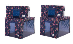 Periea-Collapsible-Clothes-&-Bedding-Storage-Boxes-Under-bed-or-in-Wardrobe-Pack-of-4-floral-blue-JNST81PK4BLUFL-M-XL-25