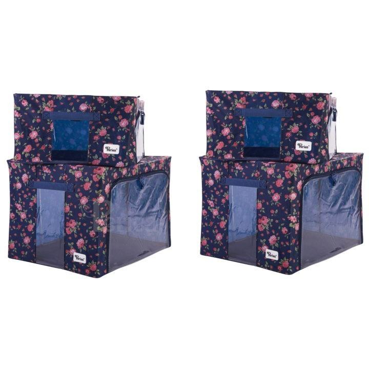 Periea-Collapsible-Clothes-&-Bedding-Storage-Boxes-Under-bed-or-in-Wardrobe-Pack-of-4-floral-blue-JNST81PK4BLUFL-M-XL-25-RESIZED