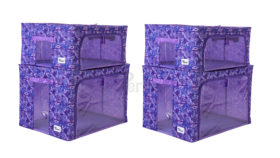 Periea-Collapsible-Clothes-&-Bedding-Storage-Boxes-Under-bed-or-in-Wardrobe-Pack-of-4-purple-paisley-JNST81PK4PUPA-M-XL-11