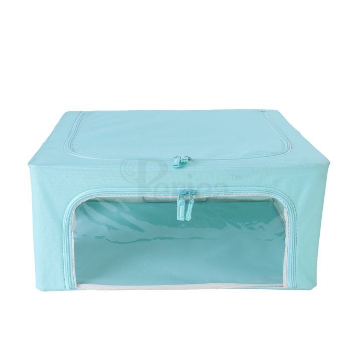 Periea-Collapsible-Clothes-&-Bedding-Storage-Boxes-Under-bed-or-in-Wardrobe-Pack-of-4-seaglass-JNST81PK4SEAG-M-XL-23