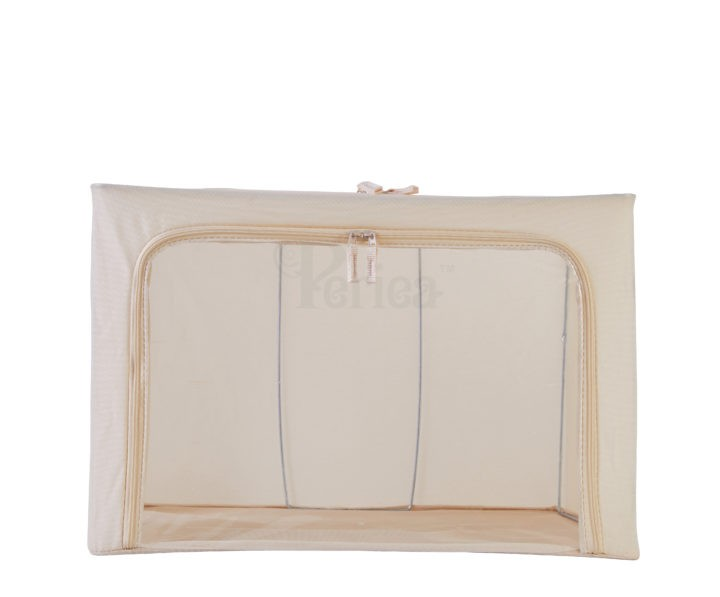 Periea-Collapsible-Clothes-&-Bedding-Storage-Boxes-Under-bed-or-in-Wardrobe-Pack-of-4-tan-JNST81PK4CR-M-XL-20