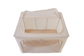 Periea-Collapsible-Clothes-&-Bedding-Storage-Boxes-Under-bed-or-in-Wardrobe-Pack-of-4-tan-JNST81PK4CR-M-XL-23