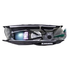 Periea-Handbag-Organiser–Daisy–Black–JNB60BL-2