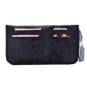 Periea-Handbag-Organiser–Daisy–Black–JNB60BL-4