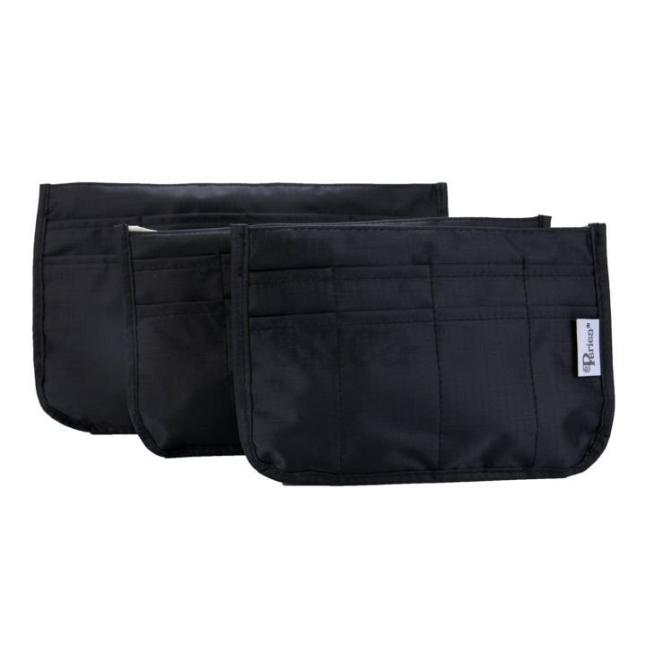Periea-Handbag-Organiser–Daisy–Black–JNB60BL-7
