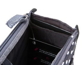 Periea-Premium-Structured-Handbag-Organiser-Black-with-White-Polka-Dots-JNB18BLWXLHA-8